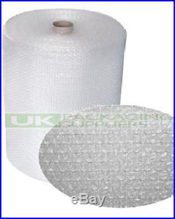 10 SMALL BUBBLE WRAP ROLLS 750mm WIDE x 100 METRES LONG PACKAGING CUSHIONING NEW