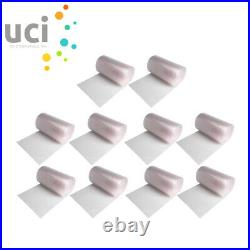 10 roll 500MM x 100M Small Bubble Wrap Cushinoing strong Good Quality Bulle
