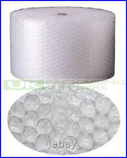 15 LARGE BUBBLE WRAP ROLLS 300mm WIDE x 50 METRES LONG PACKAGING CUSHIONING NEW