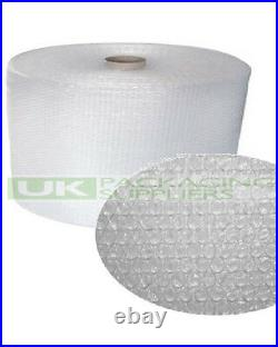 15 SMALL BUBBLE WRAP ROLLS 300mm WIDE x 100 METRES LONG PACKAGING CUSHIONING NEW