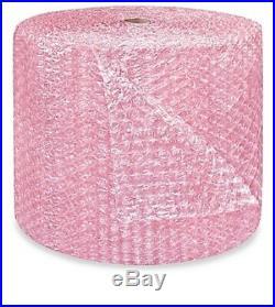 1/2 Large Bubble Wrap Cushioning Anti-Static Roll Padding 500' x 24 Wide 500FT