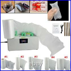 200W Air Cushion Wrap Pillow Machine Air Pack Machine 250500m Film Bubble Roll