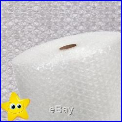 20 x 300mm x 50m ROLL of LARGE BUBBLE WRAP