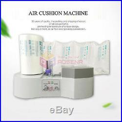 220V Air Pillow Bag Film Packing Cushioning Machine Cushion Bubble Wrap Maker