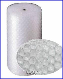 2 Rolls Of Large Bubble Wrap Size 1200mm x 50m Protective Cushioning Packaging