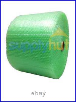 3/16 Recycled Small Bubble Cushioning Wrap Padding Roll 2100' x 12 Wide 2100FT
