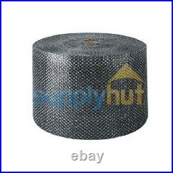 3/16 Small Bubble Cushioning Wrap Black Roll 2100' x 12 Wide 2100FT Perf 12