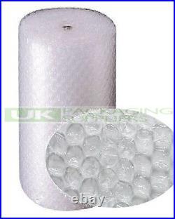 3 LARGE BUBBLE WRAP ROLLS 1200mm (1.2m) WIDE x 50 METRES LONG PACKAGING NEW