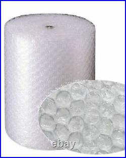 3 Rolls Of Large Bubble Wrap Size 1000mm x 50m Protective Cushioning Packaging