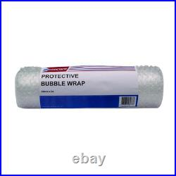 3 x GoSecure Bubble Wrap Roll Small 300mmx3m Clear (Pack of 16) PB02288