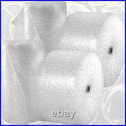 4 Rolls x 1000mm x 50m ROLL OF LARGE BUBBLE WRAP 50 METRES