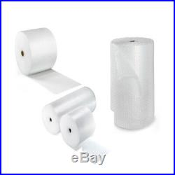 50cm x 9 x 100m Small Bubble Wrap Roll Cushioning Safety Storage Secure Courier