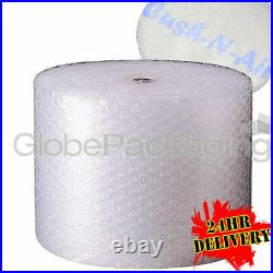 600mm x 4 x 50M ROLLS OF LARGE BUBBLE WRAP HIGH QUALITY PACKAGING 24HR DEL