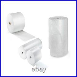 60cm x 20 x 100m Small Bubble Wrap Roll Safety Packing Cushion Storage Courier