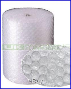 6 LARGE BUBBLE WRAP ROLLS 1000mm (1m) WIDE x 50 METRES LONG PACKAGING NEW