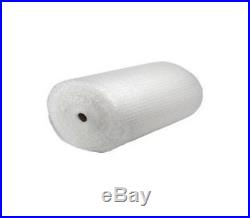 6 Rolls Of Clear Plastic Packing Bubble Wrap 1000mm x 50m