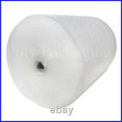 6 x 100m x 750mm Wide SMALL BUBBLE WRAP ROLLS for Storage