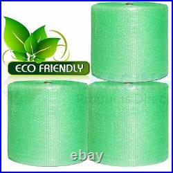 750mm Wide GREEN Bubble Wrap RECYCLABLE Bubble Wrap Rolls Eco-Friendly
