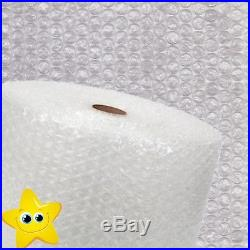 8 x 500mm x 50m ROLL of LARGE BUBBLE WRAP
