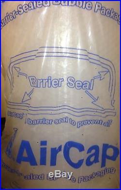 AIRCAP BUBBLE WRAP SMALL BUBBLES 300 500 600 750 mm x 200 m roll FREE 24h DEL