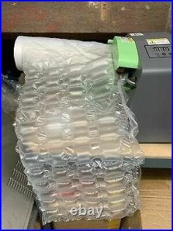 Air Bubble Wrap Pillow Bag Film For Air Pillow Inflator Machine Roll, 5cm Core