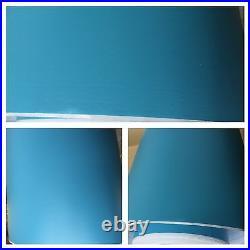 BABY BLUE Matte Vinyl Wrap Sheet Car Wrapping Air Bubble FreeCar Wrapping UK