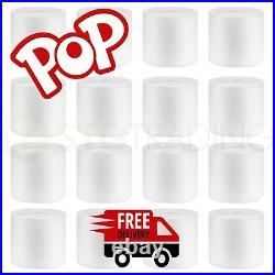 BUBBLE + WRAP Small Medium Large 90 175 350 700 ft Roll Perforated 12 ALL SIZES