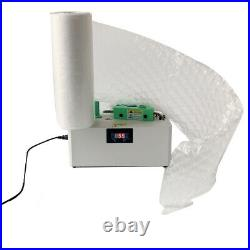 Bubble Inflator Air Cushion Wrap Machine with250 300 500M/roll Air Cushioning UK