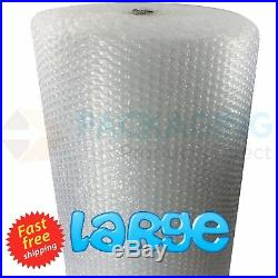 Bubble Wrap Roll 1000mm x Large Bubble Wrapping Packing Material Packaging