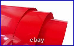 Car Vinyl Wrap Sheet Car Wrap Vinyl Wrapping Air Bubble Free RED Gloss