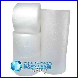 750mm x 100m Small Bubble Wrap Roll Heavy Duty Shipping Storage Packing Removal