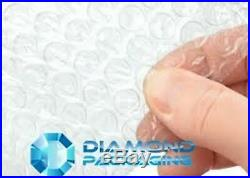 Diamond Packaging 1 x Small Bubble Wrap Roll Size Wide 1000mm x 100M Leng