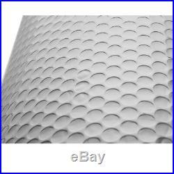 Double Foil Single Bubble Wrap Aluminum Insulation Roll 1.2m x 40m Loft Wall UK