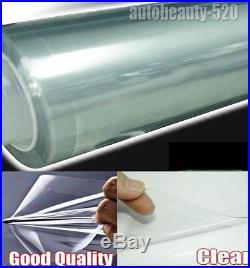 Invisible GLOSS Car Paint Protective Film Transparent Wrap Vinyl Air/Bubble Free