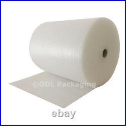 Jiffy Bubble Wrap 100/50 metres long x 300 500 750 1500mm (Small/Large Bubbles)