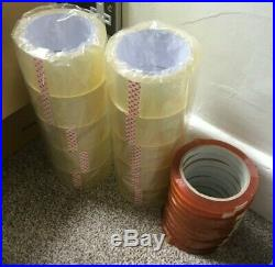 Job Lot Bundle Of Mailing Bags Bubble Wrap Envelopes And Clear Tape Rolls New