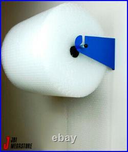 MegaMaxx UK Bubble Wrap Roll Wall Ceiling Mount Dispenser Paper 7 Sizes
