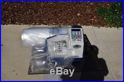 Mini PAK'R Air Cushion Machine Pillow Bubble Wrap PAKR Perfect Cushioning withroll