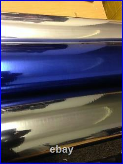 Mirror Chrome Vinyl Wrap Air Release Bubbles Free Various Colours and Sizes