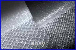 New 500mm x 100m Small Bubble Wrap Packaging Quality Bubble 20 rolls x 100 Meter