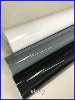 Premium Gloss Matte Car Vinyl Wrap Car Wrapping Sticker Film (Air Bubble Free)