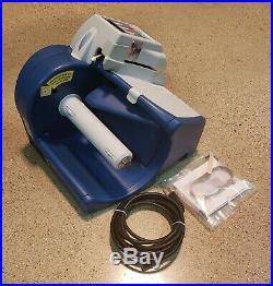 SET Mini PAK'R Air Cushion Machine Pillow Bubble Wrap withroll and Bubbles PZA