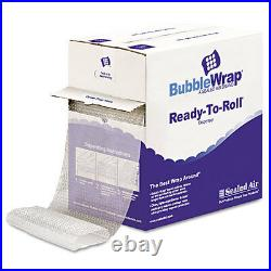 Sealed Air Bubble Wrap, Cushion Bubble Roll, 1/2Thick, 12 In. X65ft (SEL90065)