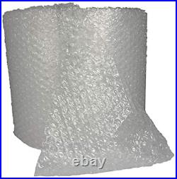TotalPack Roll of Quality Bubble Wrap Clear Small and Large Strong Great for Hou