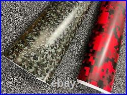 Urban Vinyl wrap car wrapping Camo sticker bomb Air Bubble Free Graphic film