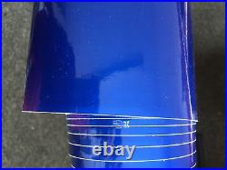 Vinyl Wrap Car Wrapping Supper Gloss Metallic Air Free Bubble Film Sticker