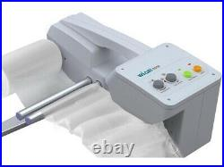 WIAIR-3000 Air Cushion Pillow Bubble wrap Packaging Machine PLUS 2 ROLLS PP